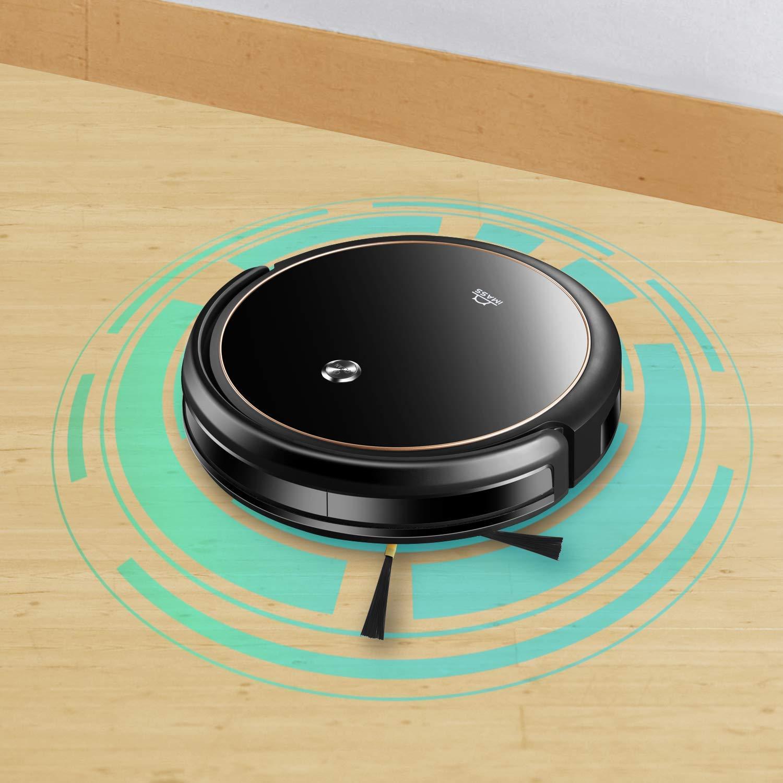 Robot Aspirador con mapeo y App, navegación Inteligente iTech Gyro, 6 Modos de Limpieza con Muro magnético, para Suelos Duros y Alfombras: Amazon.es: Hogar