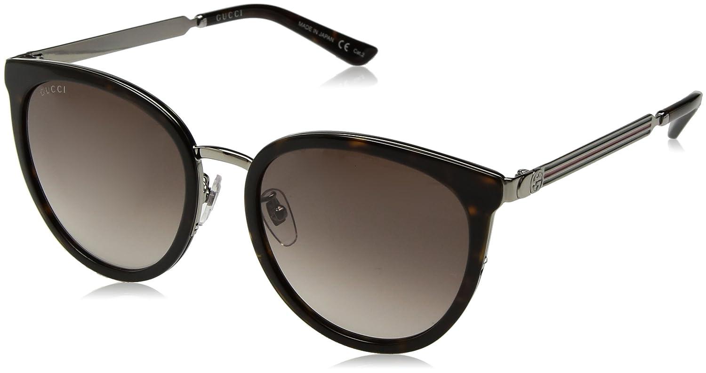 Gucci GG0077SK, Gafas de Sol para Hombre