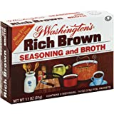George Washington Broth, Brown . OZ (Pack of 2)
