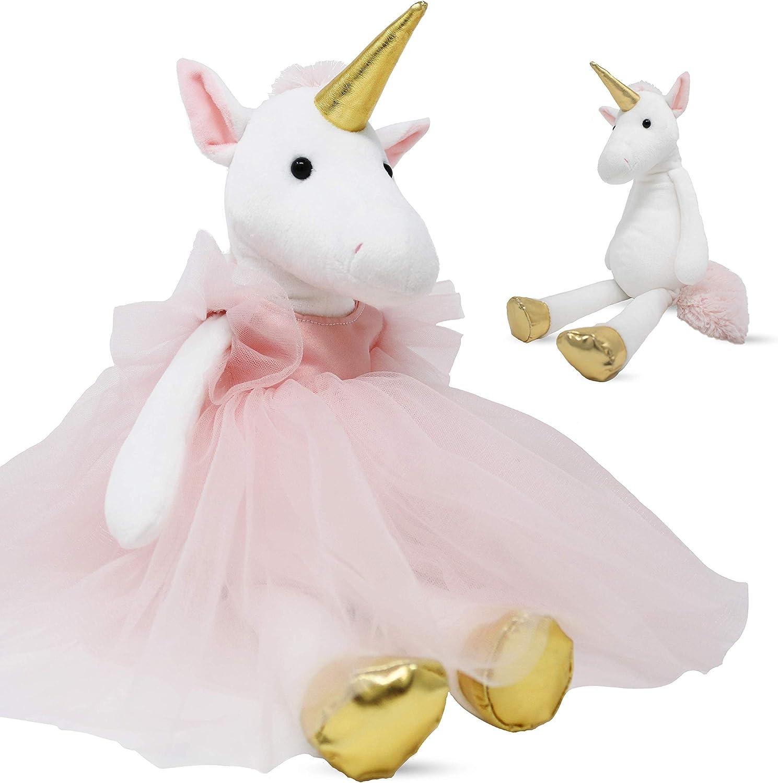 Baby Plush Toy Unicorn Doll Soft Gift For Christmas Girl