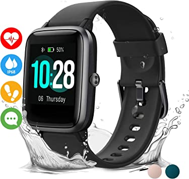 Vigorun Smartwatch Reloj Inteligente Hombre Mujer Niños ...