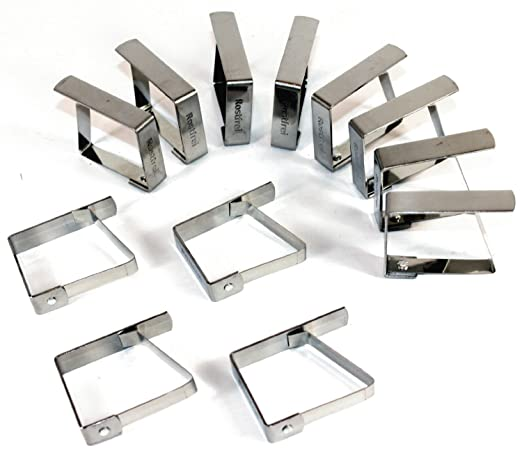 Mesa paño Pinza, mesa sujetamanteles, acero inoxidable, fabricado ...