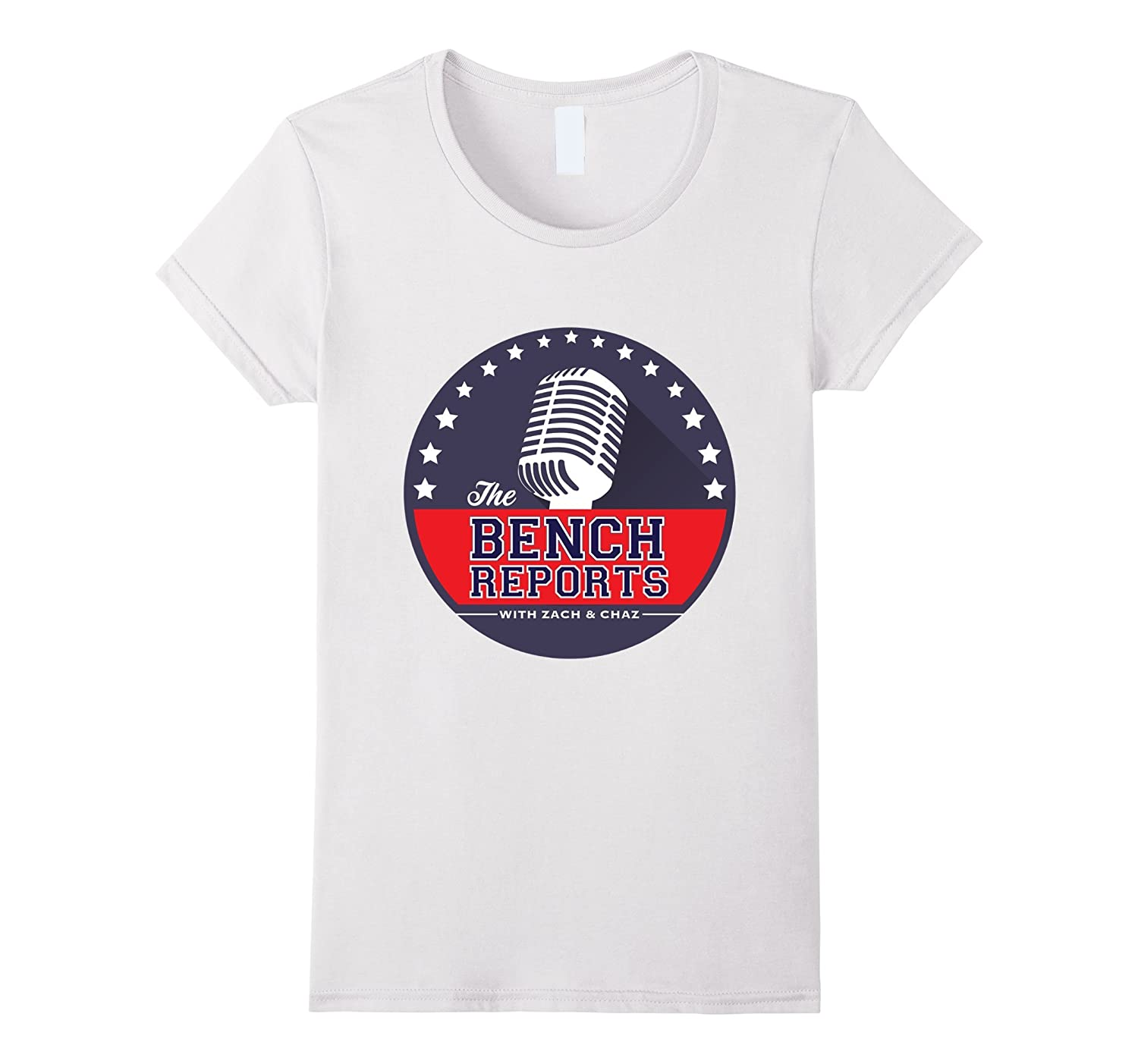 The Bench Reports: Official Logo T-Shirt-Yolotee
