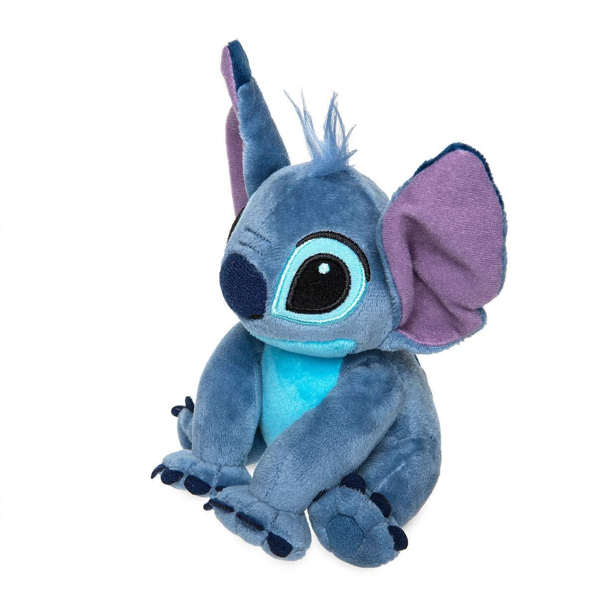Nouveau Official Disney Lilo /& Stitch 37 cm Medium Pink Angel Soft Plush Toy