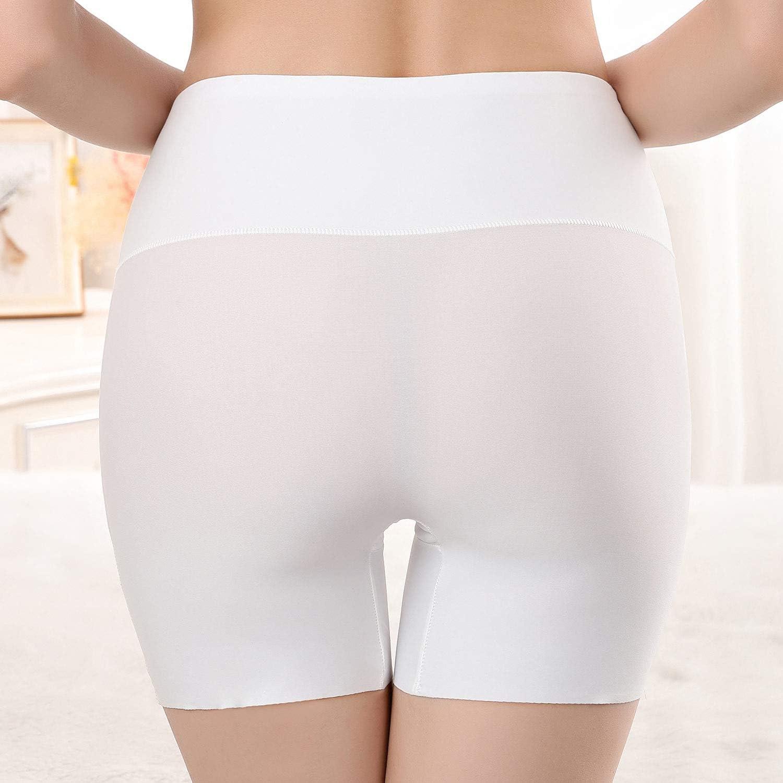 UMIPUBO Bragas Mujer Sin Costura Boxer Short Leggings Cortos Basic ...