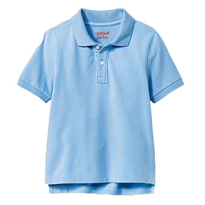 463ec7255 Amazon.com  Cat   Jack Big Boys Polo Shirt  Clothing