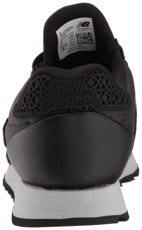 New Balance Women's Wl520 B0751Q7N7Q 12 B(M) US|black