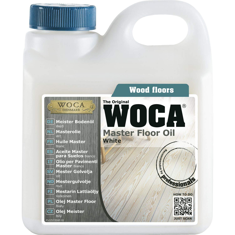Woca Master Oil Paint Jasmine White 2.5L 22573 A 22573A