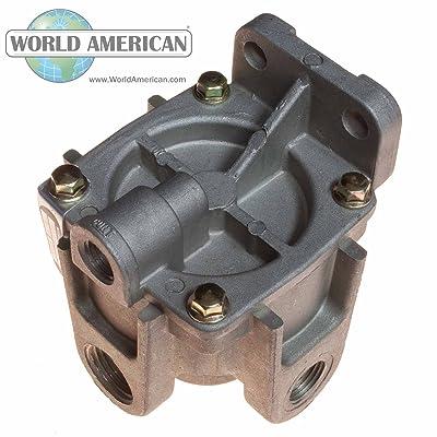 World American WAKN28510 Relay Valve: Automotive