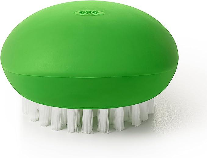 Joie Spud Scrub Potato Vegetable Veggie Cleaning Bristle Produce Scrubber Brush