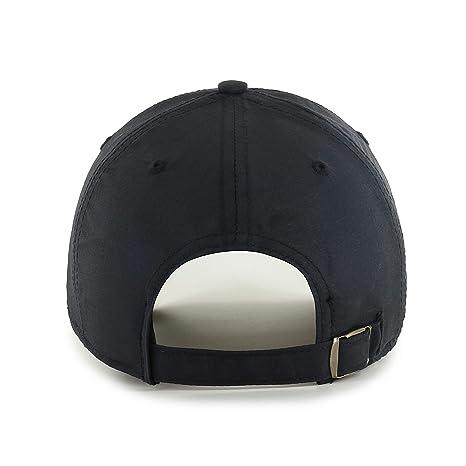 ce8a71f37bffe ... switzerland amazon ots nhl arizona coyotes mens wind swept challenger  adjustable hat black one size sports