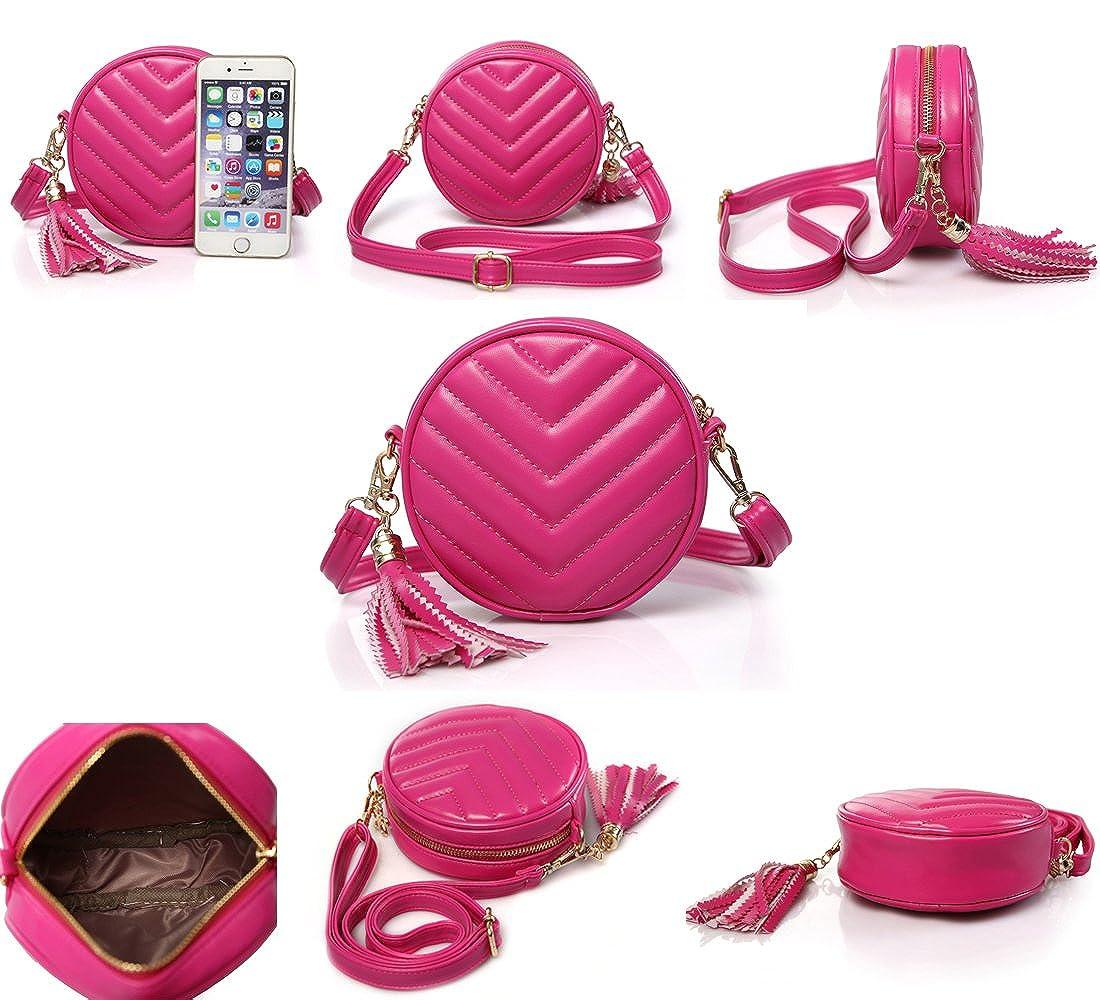 Birthday Gift for Little Girl Mini Satchel Princess Crossbody Shoulder Bag for Kids