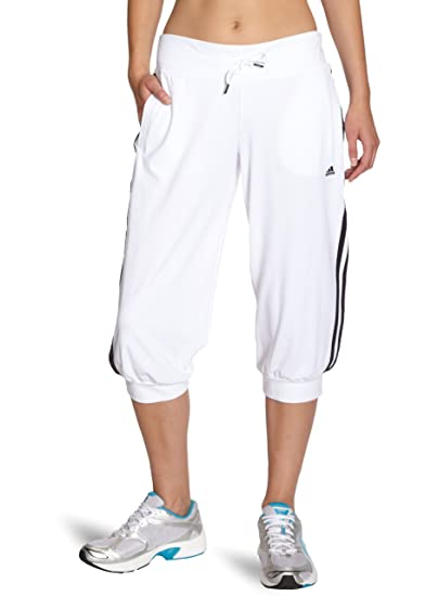 huge sale outlet boutique half price adidas Damen 3/4 Hose Essentials 3S