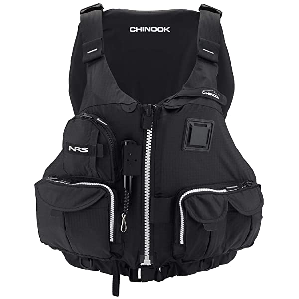 NRS Chinook Fishing PFD Review