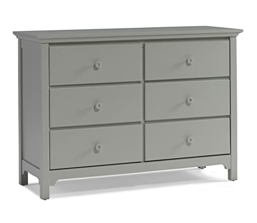 Ti Amo RTA 6 Drawer Double Dresser
