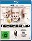 Remember - Vergiss nicht, dich zu erinnern [3D Blu-ray + 2D Version]