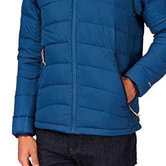 The North Face M LA PAZ HOODED JACKET, Dish Blue Cosmic