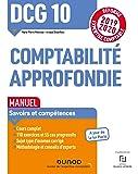 DCG 10 Comptabilité approfondie - Manuel - Réforme 2019-2020: Réforme Expertise comptable 2019-2020