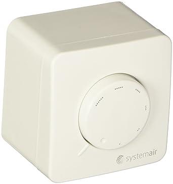 Fantech MTP 10 EC Control de potenciómetro de ventilador: Amazon ...