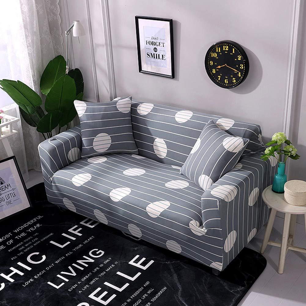 elastischer universeller All-Inclusive-Sofabezug aus einfachem modernem Stoff AsPic1 1xCushionCover 45x45cm 31 Bedruckter