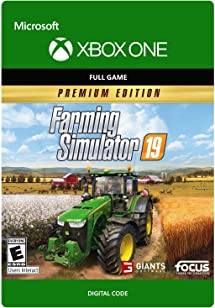 farming simulator 19 premium edition pc