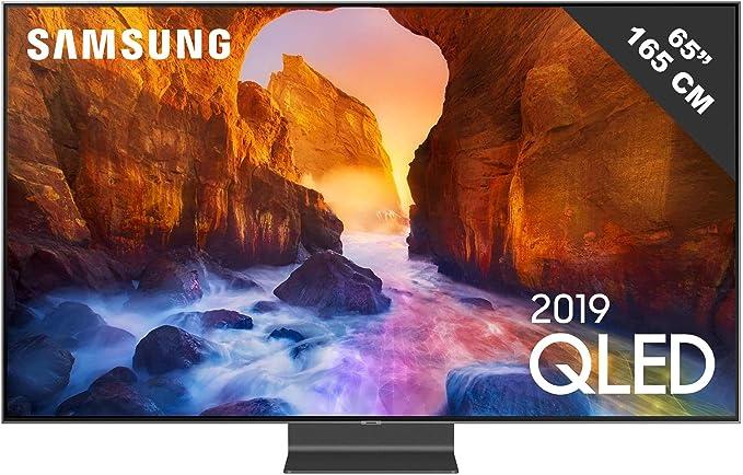 Samsung QLED 4K 2019 65Q90R - Smart TV de 65