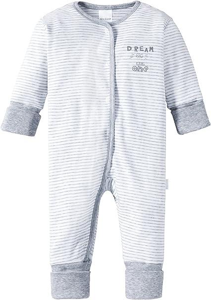 Schiesser Jungen Supersaurus Baby Anzug mit Vario Fu/ß Zweiteiliger Schlafanzug