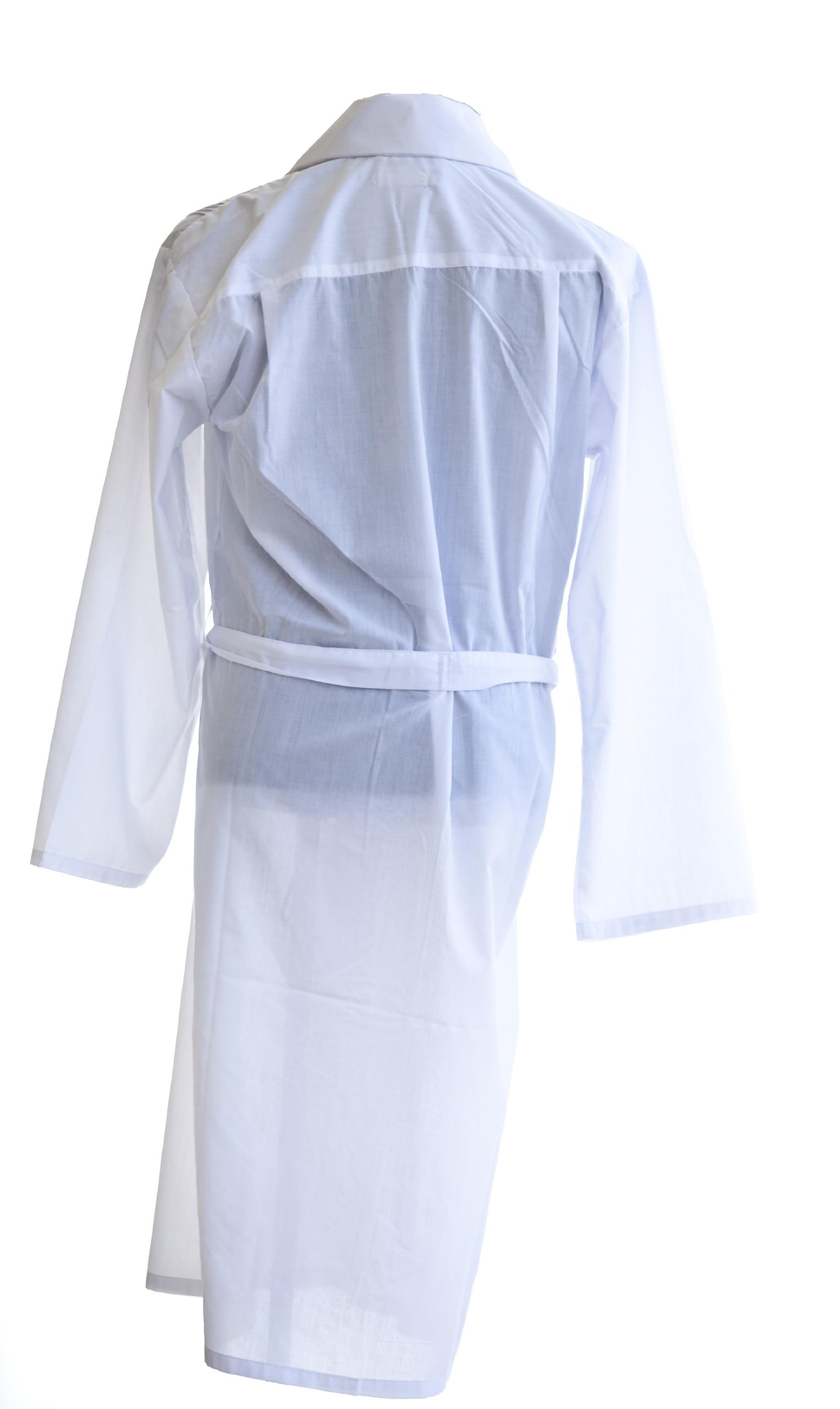 Top-Judaica Holiday White Kittel M Jewish Symobls Feast Gift Robe