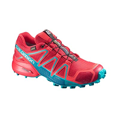 Salomon Speedcross 4 Gtx, Zapatillas de Running para Asfalto para Mujer: Amazon.es: Zapatos y complementos
