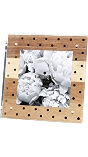 kate spade new york womens wood acrylic picture frame