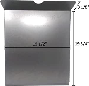 Grill Parts For Less Compatible Drip Tray for The Traeger Pro 22 Series and Texas Elite