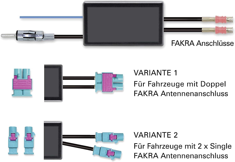 2 Din Installation Kit Compatible With Mercedes Benz Elektronik
