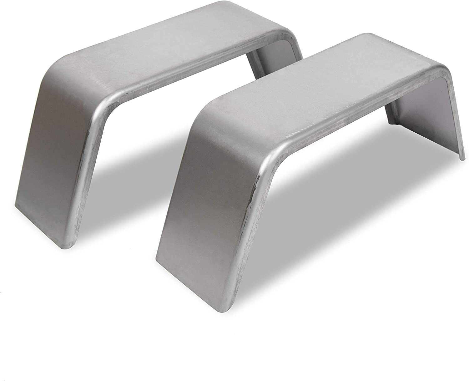 HECASA Square Axel Trailer Boat Fenders Fit 14 inch-16 inch Wheels
