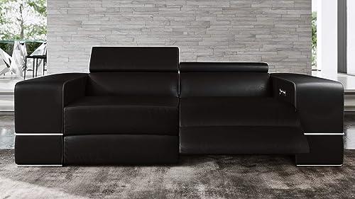 Modern Luxor Reclining Sofa