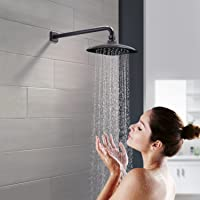CLOFY 6.7' Rubbed Bronze High Pressure Shower Head