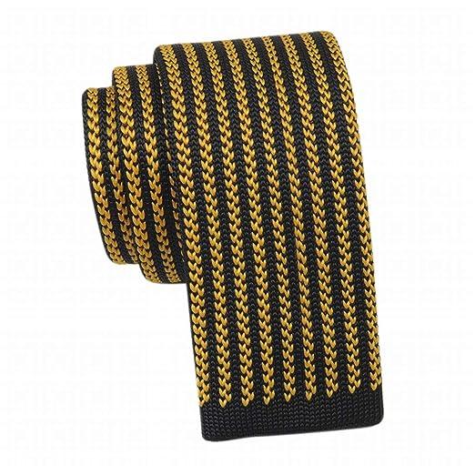 SHIZHESHOP Corbata de Lana para Hombre Corbata de Corbata para ...