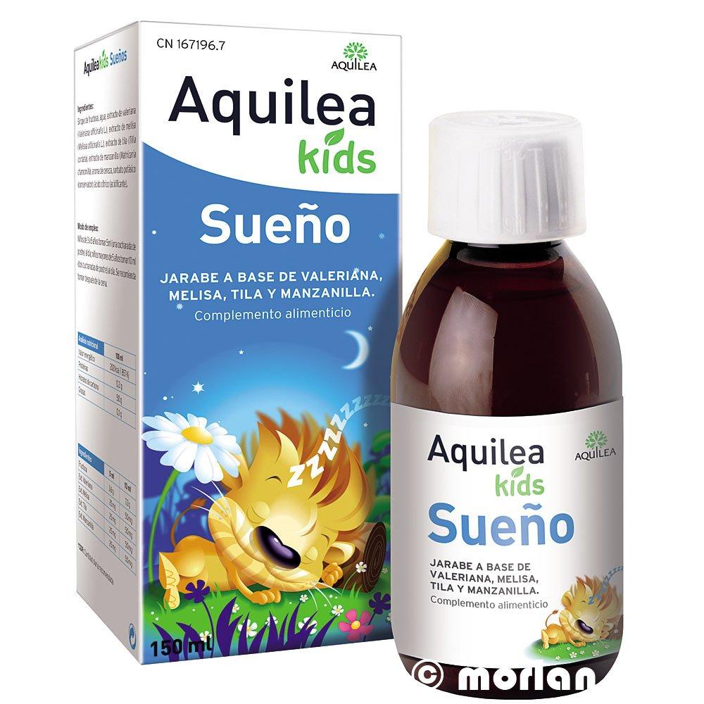 AQUILEA KIDS SUEÑO JARABE 150 ML: Amazon.es: Salud y cuidado ...