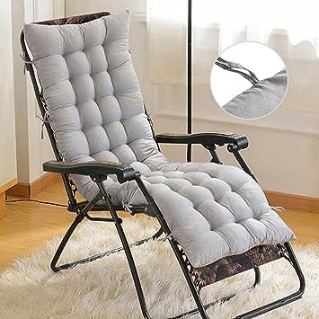 Cojín de repuesto para tumbona de jardín, patio, silla gruesa ...