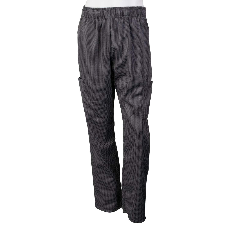 Charcoal//Black Chef Code Chef Pants Medium