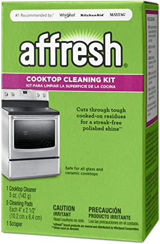 Affresh W11042470 Stove Top Cleaner Kit