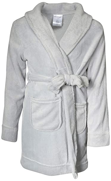 Amazon.com: bebe Girls Ultra Soft Plush Robe: Clothing