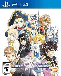 Tales of Vesperia - Definitive Edition - PlayStation 4     - Amazon com
