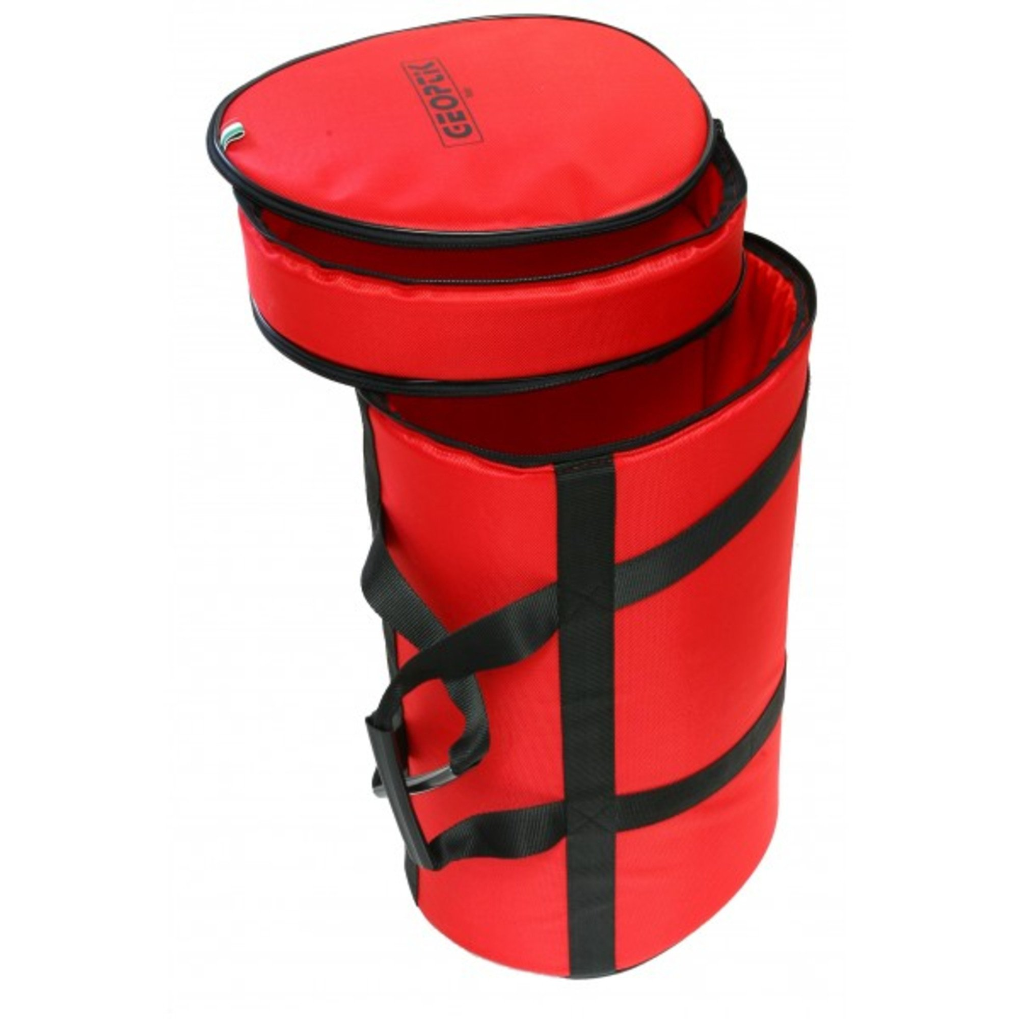 Telescope 30A036Padded Bag for Telescope, Red by Geoptik (Image #3)