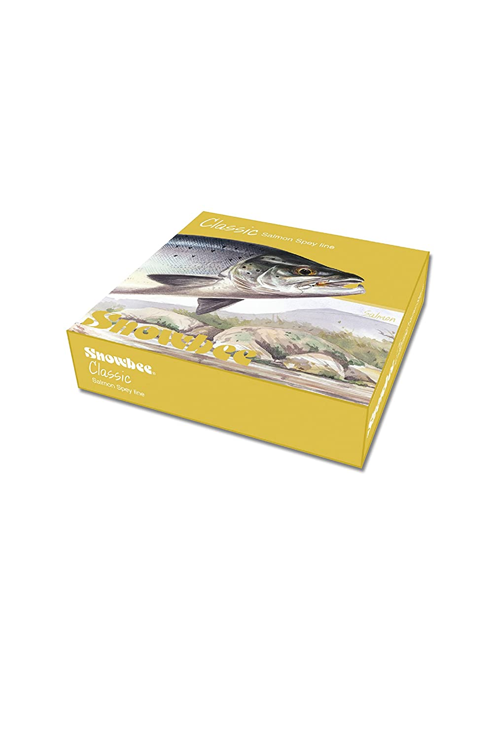 Snowbee Classic CF7F Floating Line - Pale Yellow, 90 ft 735-CF7F