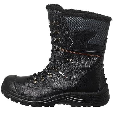 77225439a93 Helly Hansen Mens Aker Lightweight Winter S3 Workwear Safety Boots ...