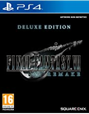 Final Fantasy VII Remake - Deluxe - PlayStation 4