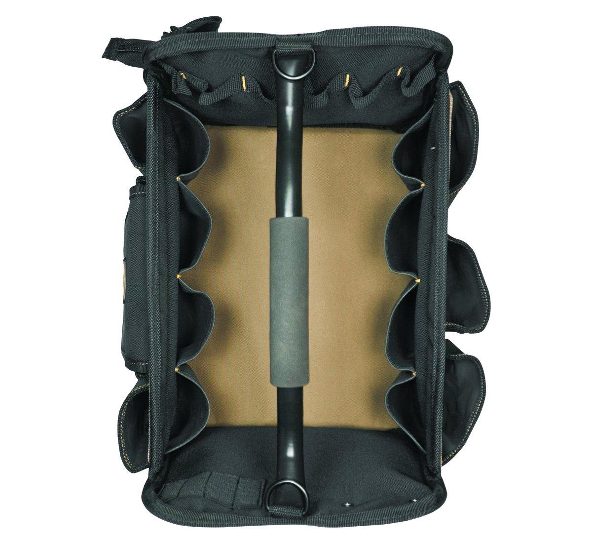 Custom Leathercraft 1579 20-Inch Open-Top Soft Sided Tool Box