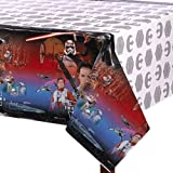 Star Wars Epsiode VII Plastic Table Cover (1ct)