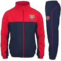 Arsenal FC - Chándal oficial para niño - Chaqueta y pantalón largos
