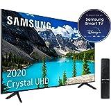 """Samsung Crystal UHD 2020 43TU8005 - Smart TV de 43"""" con Resolución 4K, HDR 10+, Crystal Display, Procesador 4K, PurColor, Sonido Inteligente, One Remote Control y Asistentes de Voz Integrados"""